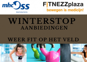 Winterstop Fitnezz plaza